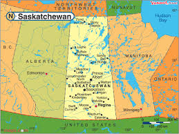 Picture of Saskatchewan
