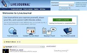 Picture of Livejournal