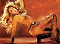 Una Shakira sensual