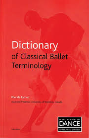 Dictionary of Classical Ballet