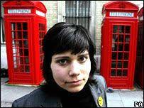 http://images.google.com/images?q=tbn:PXvrFA-keCei7M:www.ucl.ac.uk/Pharmacology/dc-bits/maya-evans-bbc.jpg
