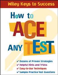 ace a test