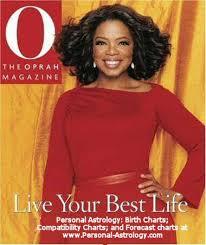 Congratulations Oprah!