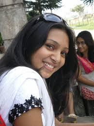 Bangladeshi model prova witout