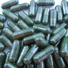 spirulina