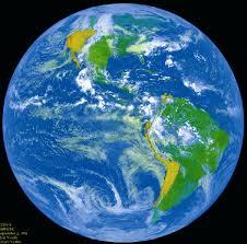 o nosso planeta Terra