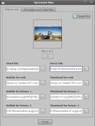 ImageShack Official Uploader for Windows, MacOSX and Ubuntu (.deb ...
