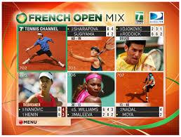 Watch French Open 2009 Free Li