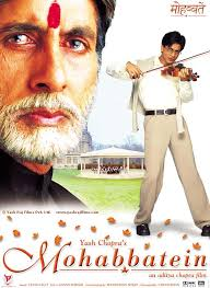 Amitabh and Shahrukh Khan in