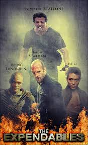 The Expendables is pretty much
