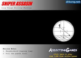 Sniper Assassin – Walkthroug