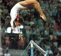 гимнастика pronunciation