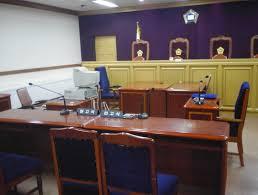 겔러리 > 법원풍경 - 민사법정의 모습