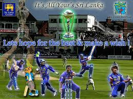 Lankan team needs it.