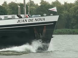 Juan de Nova. Mandy&arjan