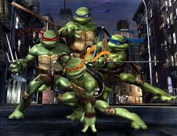 Picture of Teenage Mutant Ninja Turtles