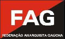 FAG anarchist logo
