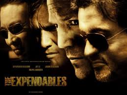 The Expendables movie defines