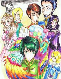 Ibong Adarna Characters