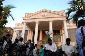 Shahrukh Khan's house Mannat
