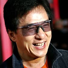 Jackie Chan plans his own