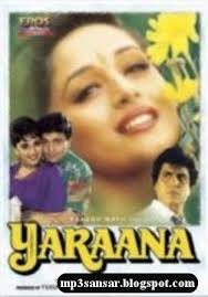 Movie Yaarana MP3 Songs: