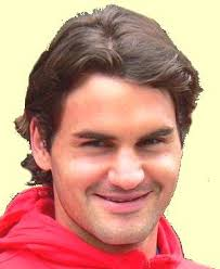 Roger Federer, wife welcome