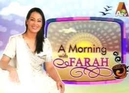 A Morning With Farah 27th July