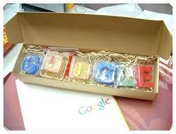 Google Moon Cake