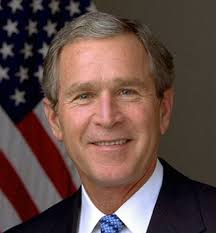 Picture of George W Bush