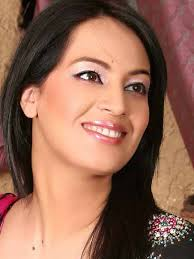 Pakistani actress nargis fake