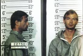 photograph of Jeffrey Dahmer.