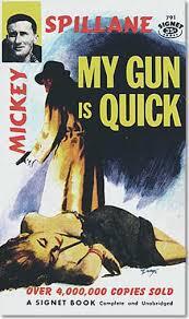 My Gun Is Quick pb cover