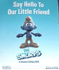 The Smurfs Movie 2011 - Poster and Trailer : Movies, Parties