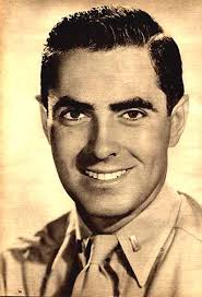 Tyrone Power - Hollywood Hero - Patriot of WWII