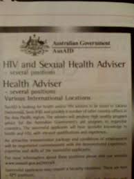 Sexual Health Adviser—Severa