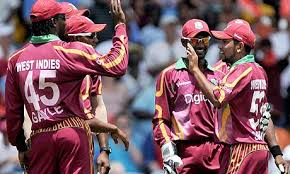 West Indies internationals are