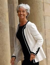 """Lagarde : """"Le plan de relance devrait créer 100.000 emplois ..."""