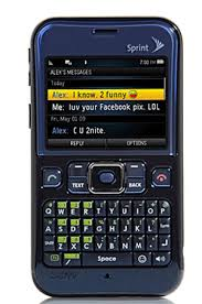 Sprint Announcement : Sanyo SCP-2700 Texter Phone | Myhphone ...