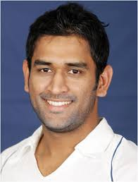 Picture of Dhoni