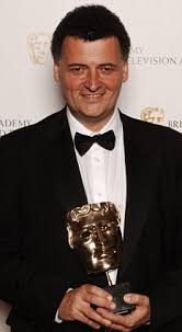 Picture of Steven Moffat