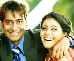 Kajol and Ajay Devgan will