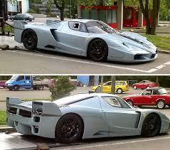 Street Legal Ferrari FXX – As