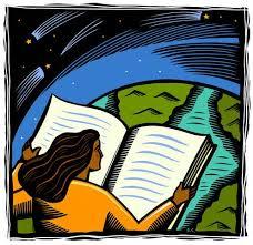 کتاب در دستان من!