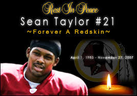 Sean Taylor RIP