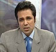 Talat Hussain is presently the