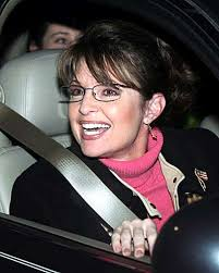 is that Sarah Palin