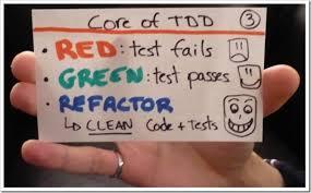 테스트 주도 개발(TDD - Test driven development[테스트주도개발,테스트,개발방법론,TDD,Test,driven,development]