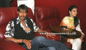 Gallery - Kajol and Ajay