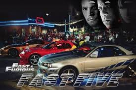 Fast Five (Fast and Furious 5